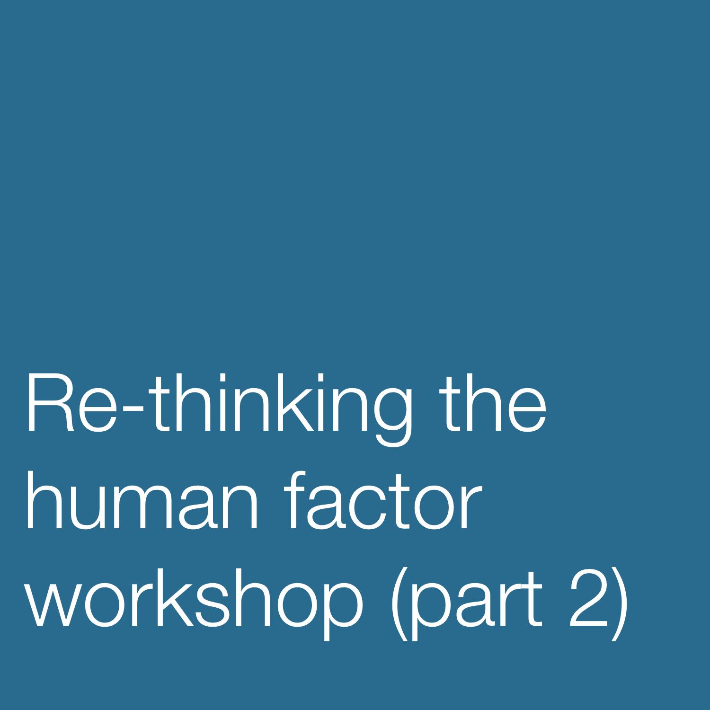 Security Awareness Workshop (Part 2)