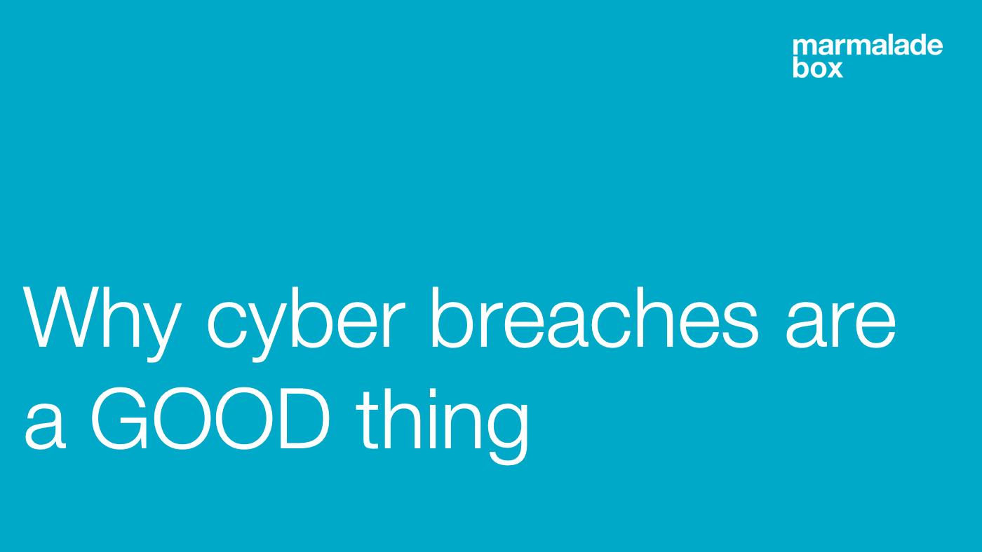cyber breaches